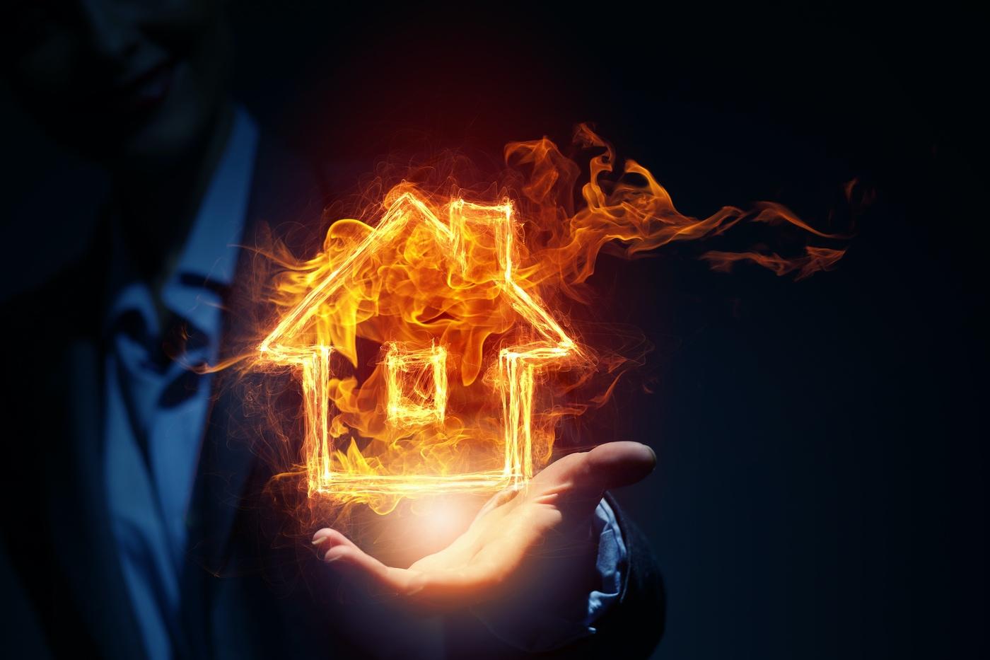 """""""שריפה"""" של הנכס שלכם"""